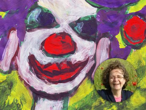 Image d'un clown